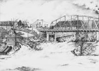 Bracebidge Bridge Falls